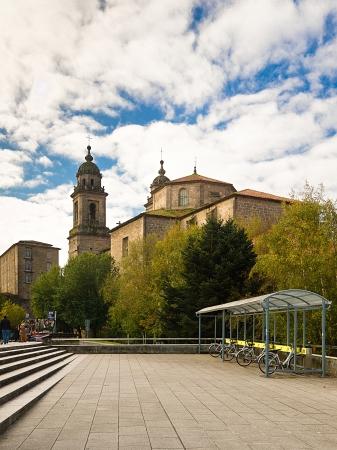 San Francisco convent in Santiago de Compostela