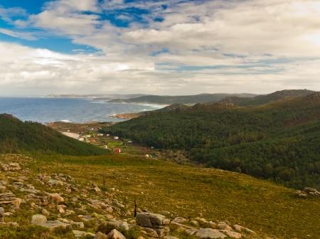 Coast of Dead in Galicia Camelle