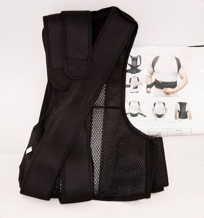 Corset for back
