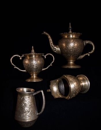 Indian bronze ware