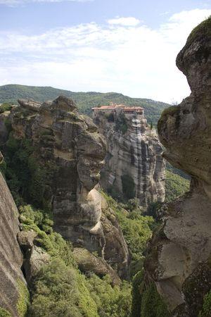 Meteora Monastery photo
