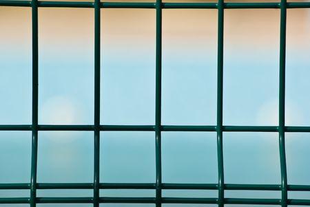 Wire-Net for Background Standard-Bild