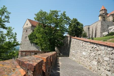 Historische Burg Bratislava, Slowakei