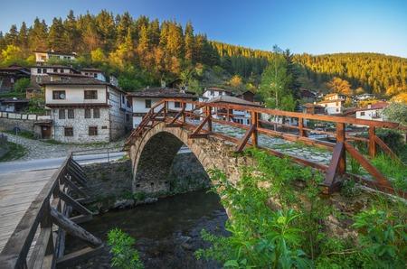 Old bridge Standard-Bild