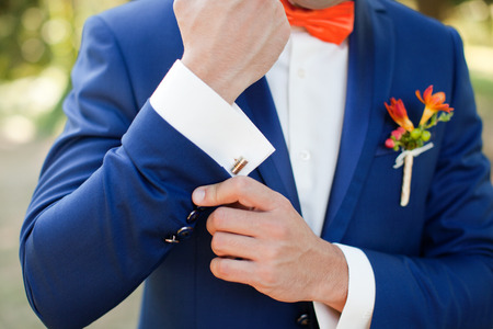 cufflinks groom
