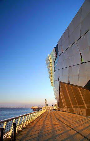 Deep Aquarium Hull