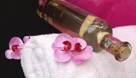 Massage Oil Spa