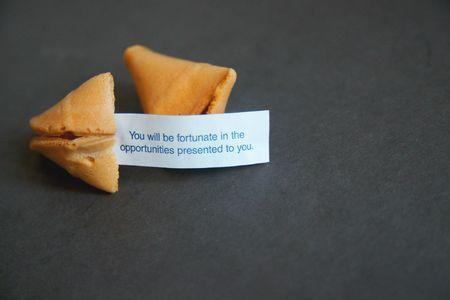 Fotune Cookie message