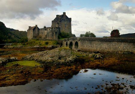 Historic Scottish Castle