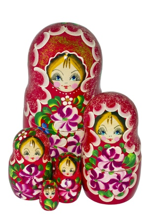 matroshka, nested doll, Russia photo