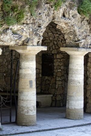 pyatigorsk: Pyatigorsk, Diana s grotta