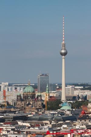 dom: Berlin, le Berliner Dom, Alexander Platz