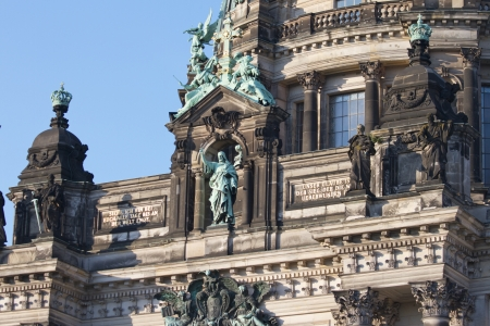 dom: Berlin, le Berliner Dom