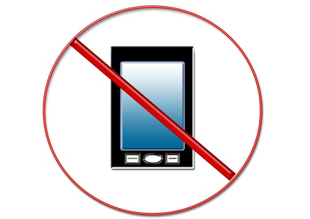 interdiction telephone: interdiction, t�l�phone mobile