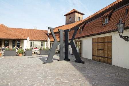 Prag, Praha, Kafka muzeum