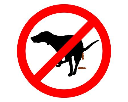 ダンプ: 交通標識: それ s ダンプする犬のために禁止されています