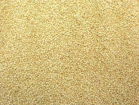 Immagine di sfondo come close-up view sui semi di amaranto Archivio Fotografico - 5816348