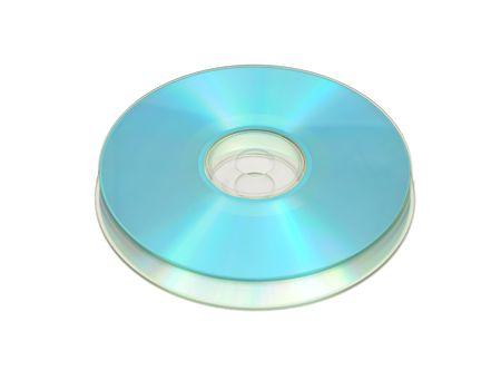 edv: Immagine dettagliata ma semplice di compact disc
