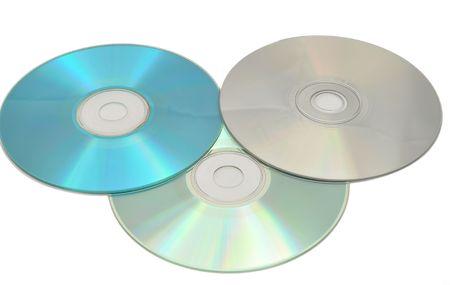 edv: Immagine dettagliata, ma semplice di compact disc
