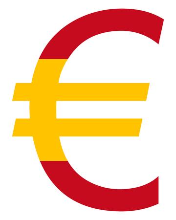 valuta: Spanish Euro