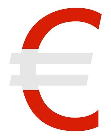 austrian: Austrian Euro Stock Photo