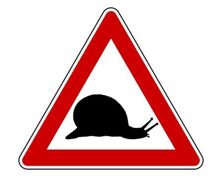 nacktschnecke: Slug-Warnung