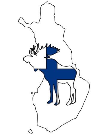 finland�s: Alces finlandesas
