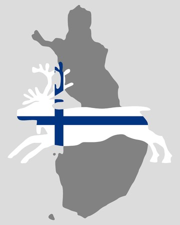 finnish: Finnish reindeer