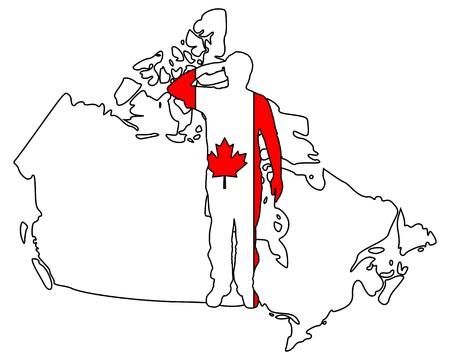 салют: Canadian salute