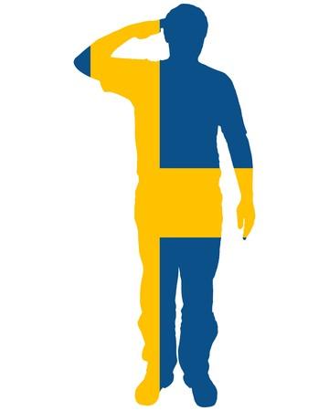 салют: Swedish Salute