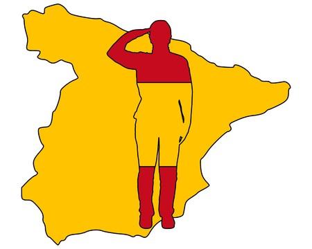 салют: Spanish Salute
