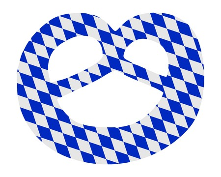 Bavarian Pretzel photo