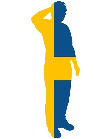swedish: Swedish Salute