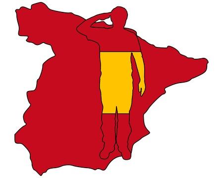 Spanish Salute