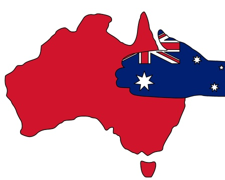 Welcome to Australia photo