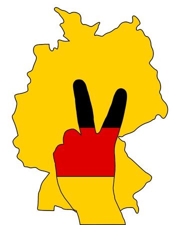 German hand signal photo