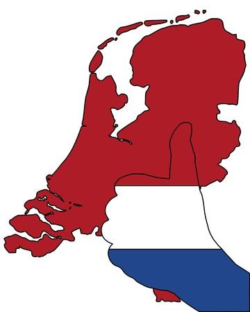Dutch finger signal Stock Photo - 8618622