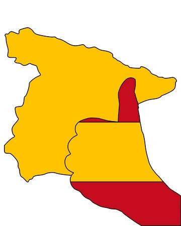Spanish finger signal