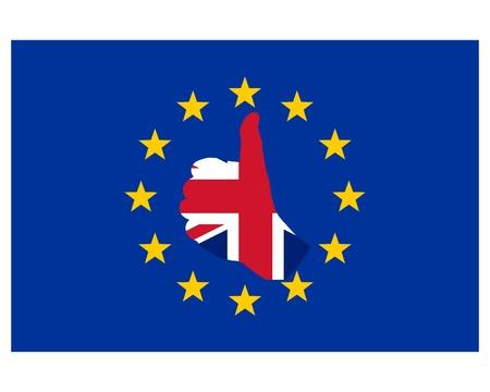 British hand signal photo