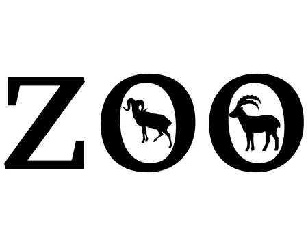 Zoo animals Stock Vector - 9348633