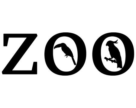 Zoo animals Stock Vector - 9409730