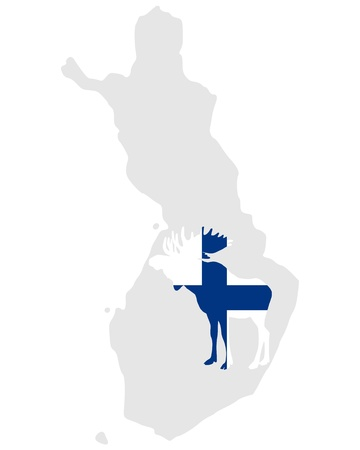 finnish: Finnish moose
