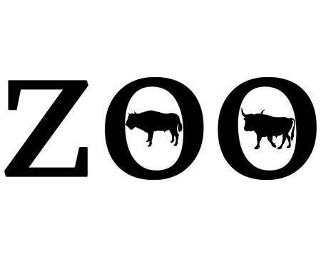 Zoo animals Stock Vector - 9492111