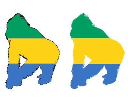gabon: Gorilla Gabon