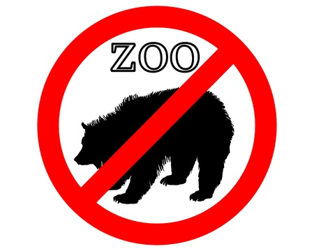 petting zoo: Grizzly in zoo prohibited