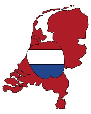 Dutch Pepper Stock Vector - 9710835