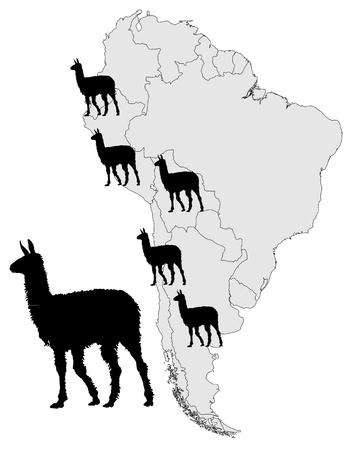 llama: Llama range map