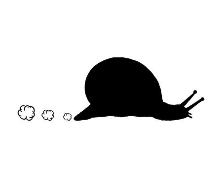 nacktschnecke: Slug Geschwindigkeit
