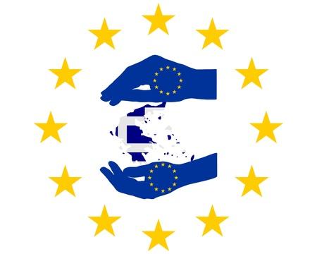 financial emergency: European Help for Greece