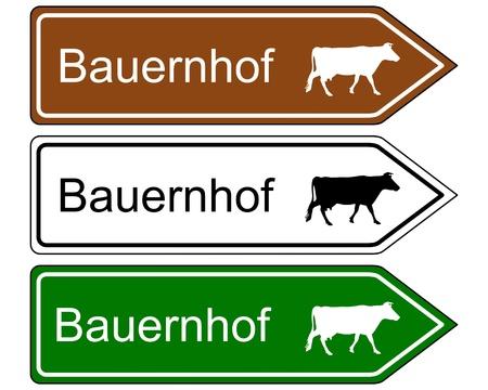 farmstead: Sign farm